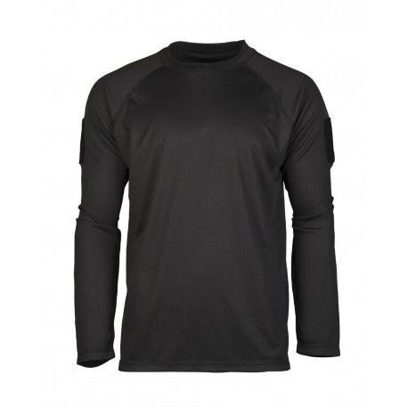 T-Shirt Manches Longues Tactique Quick Dry Mil Tec - T-shirt Quaerius