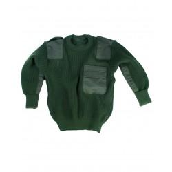 Pull Over Commando Enfant - Pull Chaud Style Militaire Quaerius