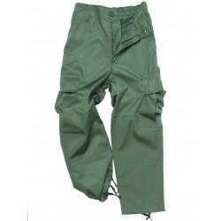 Pantalon US BDU Enfant - Pantalon De Terrain Enfant Quaerius