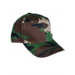 Casquette Baseball Camouflage Enfant - Casquette Camouflage Militaire Enfant Quaerius