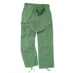 Pantalon US BDU Femme - Pantalon Treillis Militaire Femme Quaerius