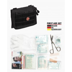 Kit Médical Pro 25 pièces - Kit De Secours Quaerius