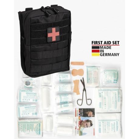 Kit Médical Pro 43 pièces - Kit De Secours Professionnels Quaerius