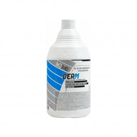 Désinfectant Pour Les Mains Biorad 1L - Solution Hydroalcoolique Quaerius