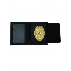 Porte Carte Officier Sécurité - Porte Carte Identification Quaerius