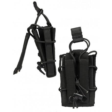 Porte Chargeur Open Top Single Mil Tec - équipement militaire Quaerius
