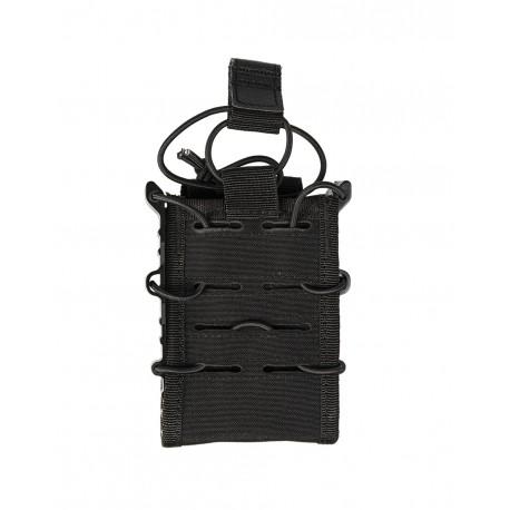 Porte Chargeur Open Top Flex Single Mil Tec - équipement militaire Quaerius