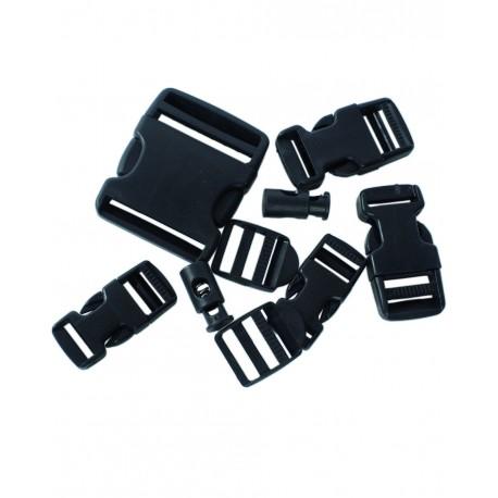Kit Boucles 9 pièces Mil Tec - accessoires militaires Quaerius