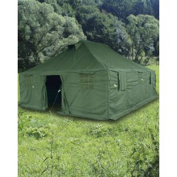 Tente Militaire Polyester 30 m² Mil Tec - Tente Quaerius