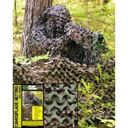 Filet de Camouflage Pro Light Mil Tec - Filet Quaerius