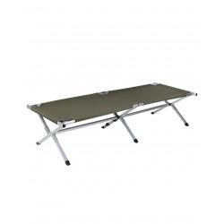 Lit de Camp Type US Aluminium Renforcé 190 x 65 cm Mil Tec - Lit de camp randonnée Quaerius