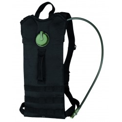 Sac d'Hydratation Basic avec Sangles Mil Tec - Sac d'hydratation sac d'eau résevoir d'eau Quaerius