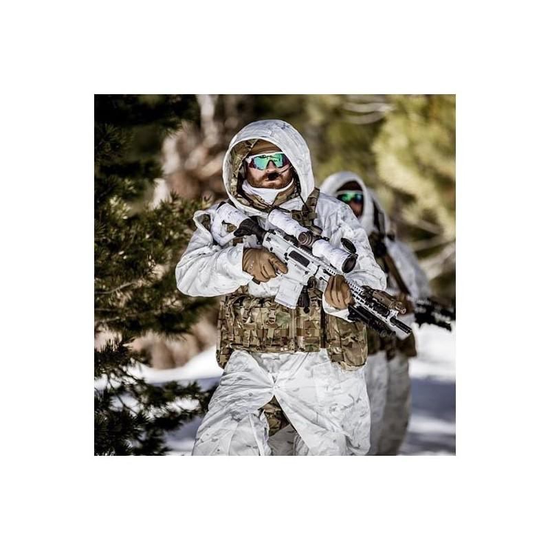 1d0febbe56a5b6 ... Lunettes Oakley SI Ballistic M Frame® Alpha Prizm™ Jade - Protection  Visuelle Oakley -
