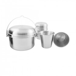 Ensemble Pots et Casseroles Mini Set II Tatonka - Pots et casseroles Quaerius
