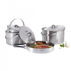 Kit Popote Family Cook Set L Tatonka - Kit popote Quaerius