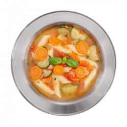 Assiette de Soupe Tatonka - assiette Quaerius