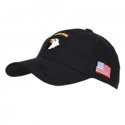 Casquette Baseball 101st Airborne Fostex Garments - Equipement militaire outdoor Quaerius