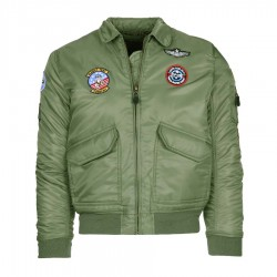 Veste Aviation CWU Enfant Fostex Garments - Equipements militaire outdoor Quaerius
