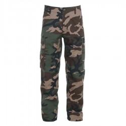 Pantalon Camouflage BDU