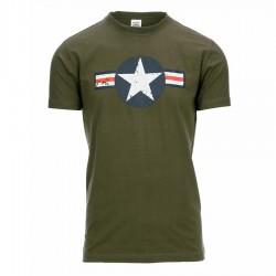 T-shirt WW II Fostex Garments - Equipements militaire outdoor Quaerius