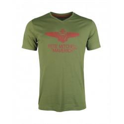 T-shirt Top Gun Pete Mitchell Maverick Paramount Mil Tec - Equipement militaire outdoor Quaerius