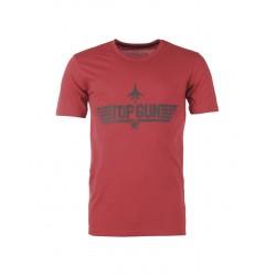 T-shirt Top Gun Red Mil Tec - Equipement militaire outdoor Quaerius