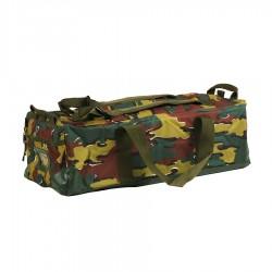 Sac Pilote Camouflage Belge Van Os Imports - Equipement militaire armée Belge Quaerius