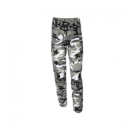 Pantalon Treillis Camouflage BDU Cityguard - Equipements Militaire Sécurité Pantalon Cityguard Tactique Quaerius