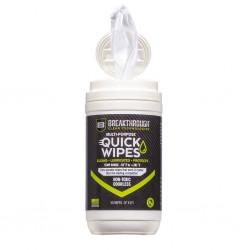 Lingettes Quick Wipe (Boite de 50 Lingettes) Breakthrough - Nettoyage efficace armement Quaerius