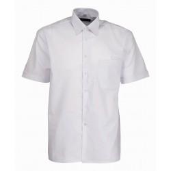 Chemisette de Ville blanche Homme Cityguard - Vêtements Militaire Sécurité Privée Quaerius