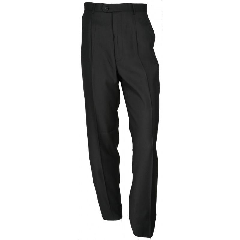 pantalon pinces homme cityguard pantalons de ville sur. Black Bedroom Furniture Sets. Home Design Ideas