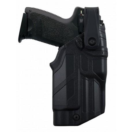 Holster HAWK Glock 17+TLR1/TLR2