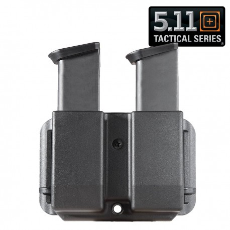 Porte-chargeur Double Stack Pistolet 9mm/.40 - Poche 5.11 - Equipements Militaire Quaerius