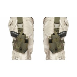 Holster de Cuisse Camouflage ARES