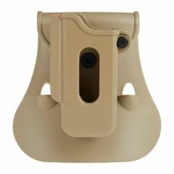 Porte-Chargeur Simple Glock 17