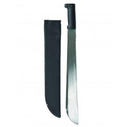 Machette Scie avec Etui 58 cm - Machette avec Scie Quaerius