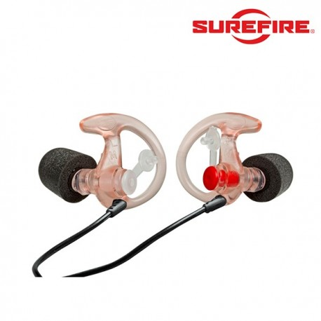 Bouchons Anti-bruit EarPro EP7 Sonic Defenders® - BAB Bouchons Anti-bruit Surefire - Equipements Militaire Quaerius