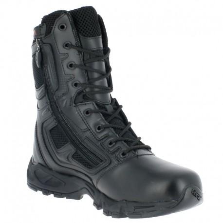 Rangers Mangum Elite Spier Black Zip - Chaussures Agent de Sécurité - Equipement Sécurité Quaerius