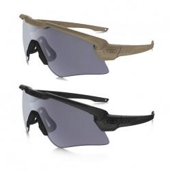 Lunettes Oakley SI Ballistic M Frame® Alpha Fumé - Protection Visuelle Oakley - Equipements Militaire Securite Quaerius