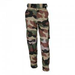 pantalon treillis camouflage CE - équipement militaire cityguard quaerius