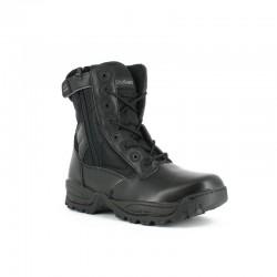 Rangers MEGATECH double zip - Chaussure rangers agent de sécurité quaerius