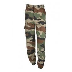 Pantalon F2 Camouflage CE Cityguard 1031 - Pantalon Treillis Militaire quaerius