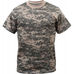 T-shirt camouflage AT Digital