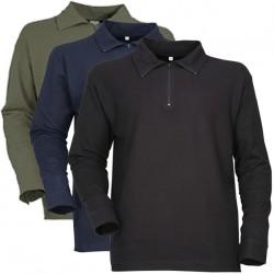 Grand classique en dotation dans les armées, la chemise F1 est composée 100% coton d'une densité de 240 g/m2. Elle se ferme au niveau du col par fermeture à glissière.