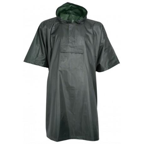 Poncho en Polyester Enduit Kaki Cityguard 1342 - Equipement militaire tenues de pluie quaerius