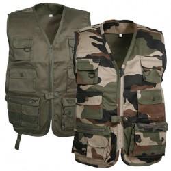 Gilet Reporter Enfant Cityguard 2901- Equipement militaire gilet quaerius