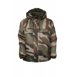 Coupe-Vent Fourré Camouflage CE Enfant Cityguard 2914 - Equipement militaire coupe vente camouflage quaerius