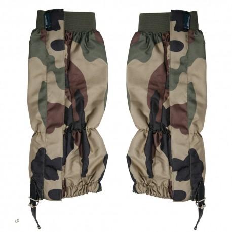 Guêtres de Chasse Stronger 900 Camouflage CE Cityguard 2720 - Equipement militaire guêtres quaerius