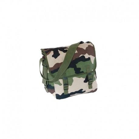 Musette Transformable en Sac à Dos Camouflage CE Cityguard 2706 - Equipement militaire musette quaerius