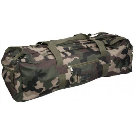 Sac de Voyage Opérationnel 80L Camouflage CE Cityguard 2716 - Equipement militaire bagagerie quaerius